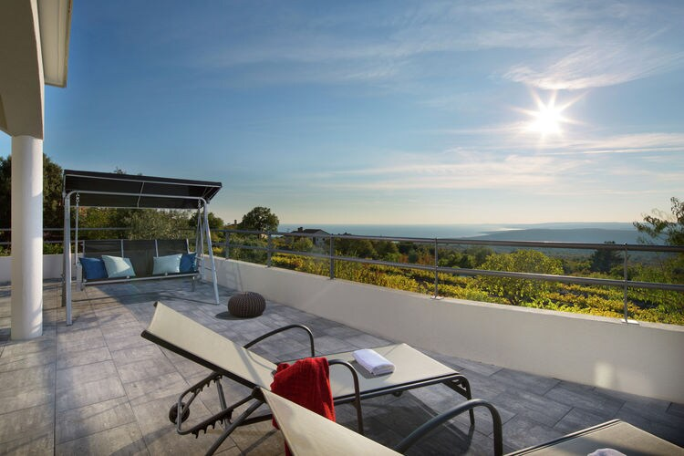 Villa Kroatië, Istrie, Koromačno Villa HR-52222-08