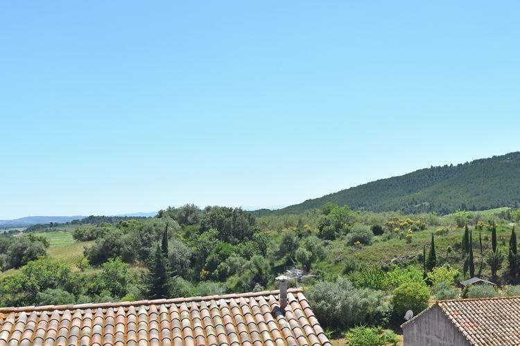 Villa Frankrijk, Languedoc-roussillon, Montouliers Villa FR-34310-06