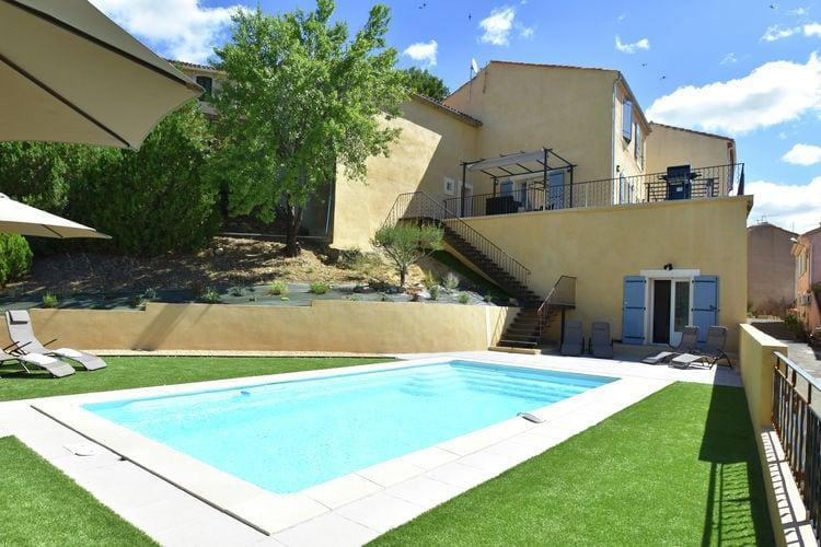 Vakantiewoning Frankrijk, Languedoc-roussillon, Montouliers Villa FR-34310-06