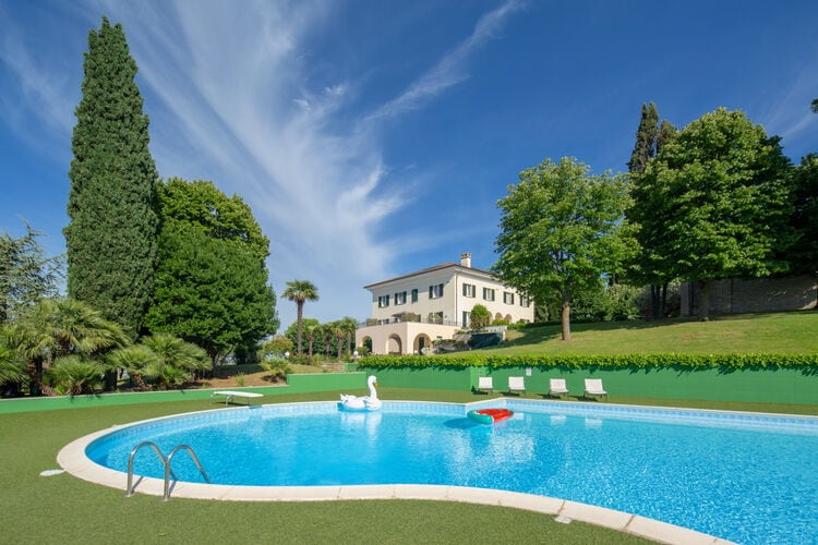 Vakantiehuizen Italie | Marche | Villa te huur in Macerata met zwembad  met wifi 10 personen