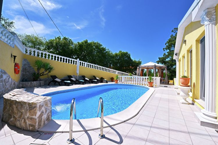 Villa Kroatië, Istrie, Labin Villa HR-00002-84