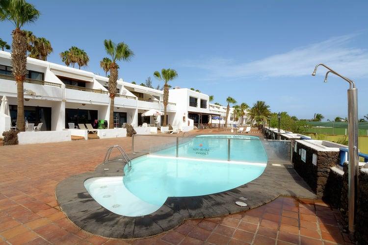 Appartement met zwembad met wifi  Puerto-del-CarmenPlaya Grande