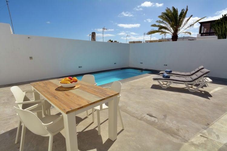 Villa Spanje, lnzt, Puerto del Carmen Villa ES-35510-10