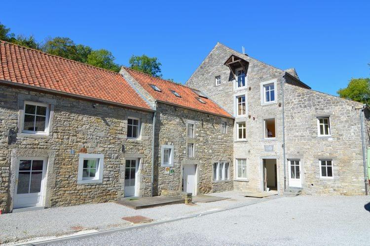 Woning Belgie | Namen | Vakantiehuis te huur in Maredsous   met wifi 36 personen