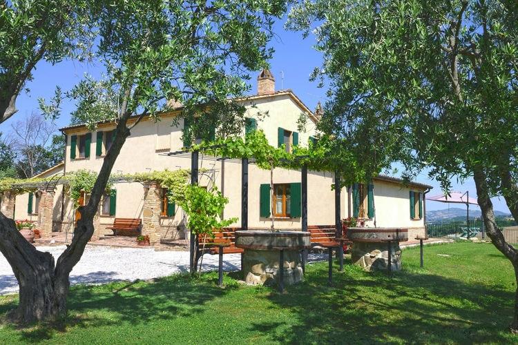 Villa Soffio - Barchi