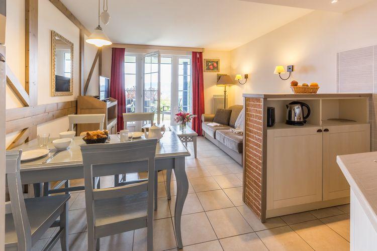 Appartement Frankrijk, Normandie, Houlgate Appartement FR-14510-04