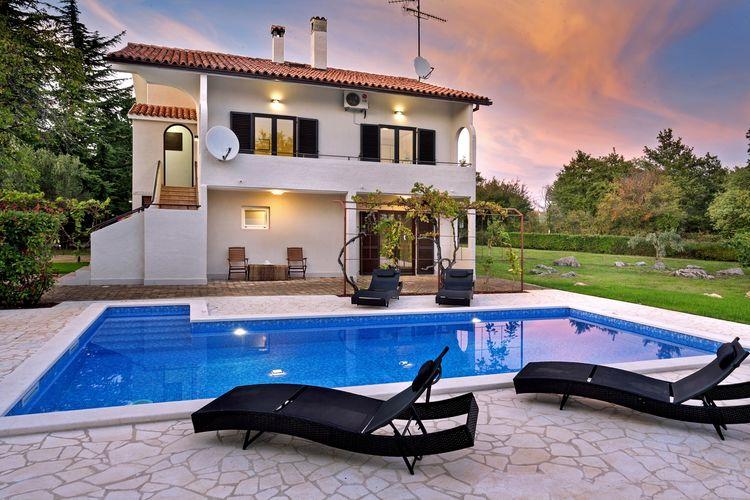 Appartement Kroatië, Istrie, Nova vas Appartement HR-52446-29