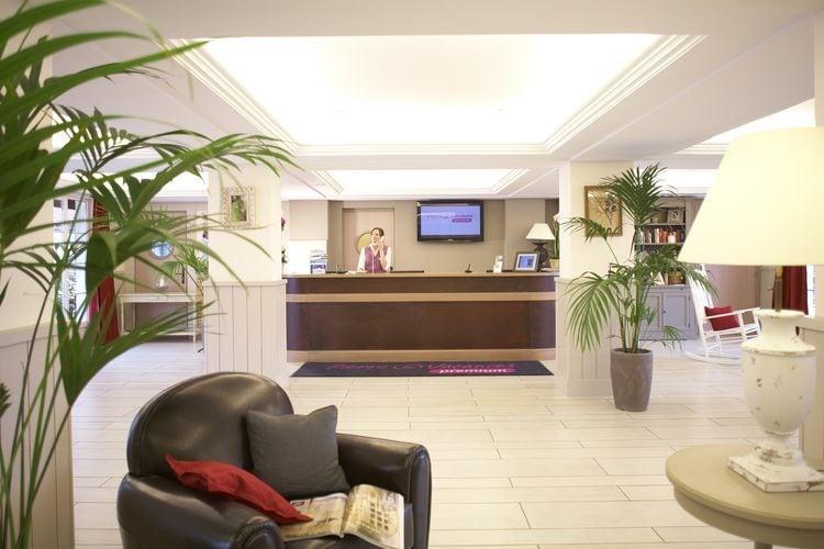 Appartement Frankrijk, Normandie, Houlgate Appartement FR-14510-06