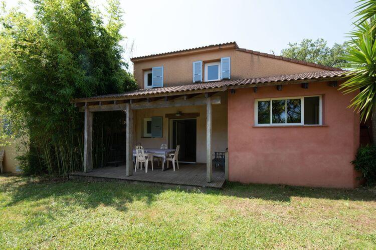 Vakantiehuizen Frankrijk | Corse | Villa te huur in Poggio-Mezzana   met wifi 7 personen
