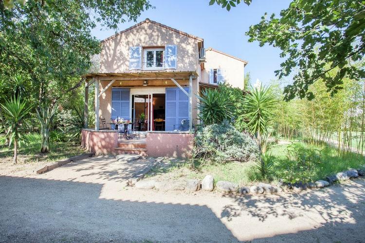 Vakantiehuizen Frankrijk | Corse | Vakantiehuis te huur in Poggio-Mezzana-Corse   met wifi 6 personen