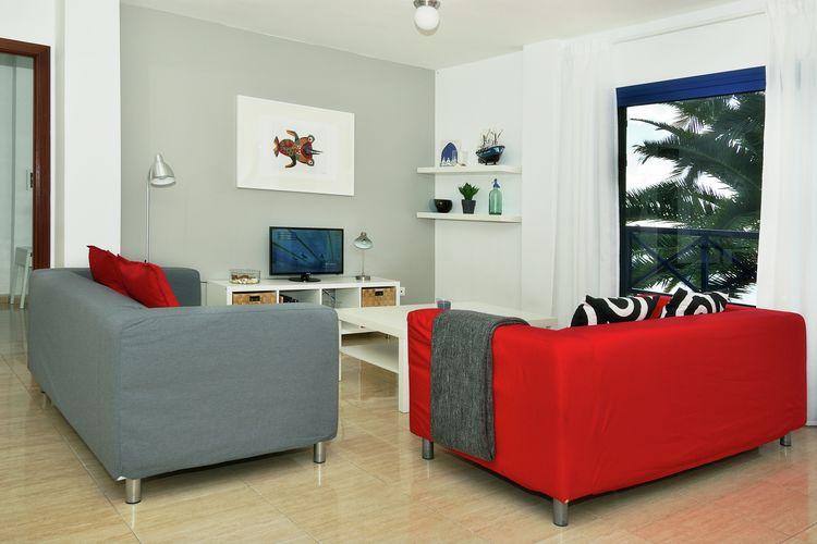 Appartement Spanje, lnzt, Arrecife Appartement ES-35500-02