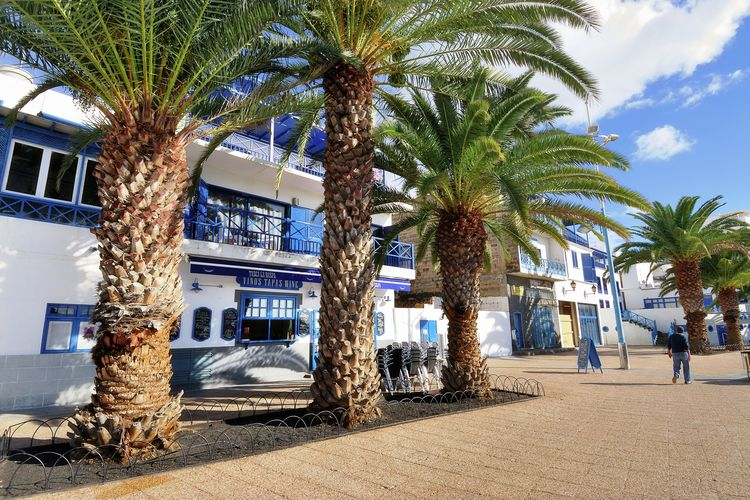 Spanje | Lnzt | Appartement te huur in Arrecife   met wifi 4 personen