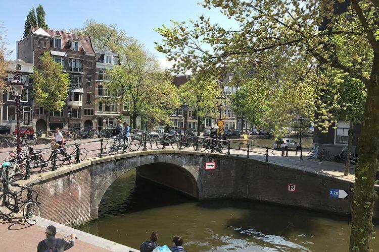 Appartement  met wifi aan zee Amsterdam  Appartement Oranje Tulp