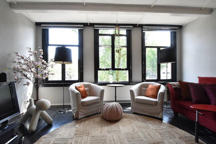 Vakantiehuizen Nederland | Noord-Holland | Appartement te huur in Amsterdam   met wifi 4 personen