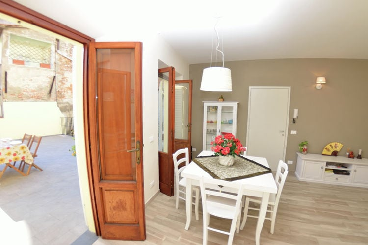 Vakantiewoning Italië, Toscana, Lucca Appartement IT-55100-464