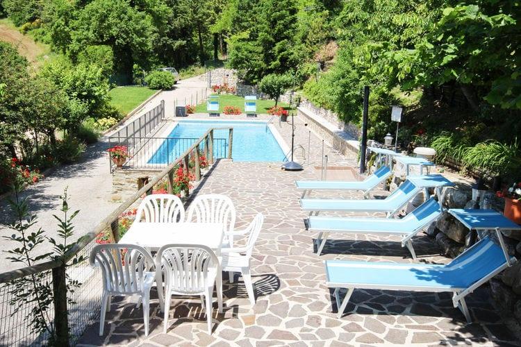 Villa Italië, Marche, Piobbico Villa IT-61046-08