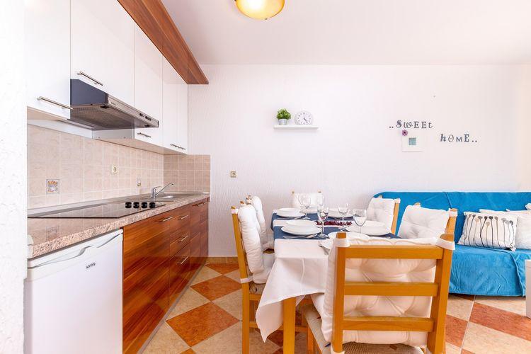 Appartement Kroatië, Kvarner, Crikvenica Appartement HR-00002-97