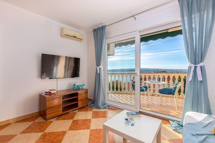 Appartement Kroatië, Kvarner, Crikvenica Appartement HR-00003-00