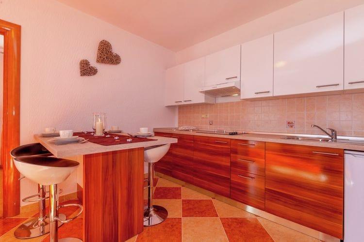 Appartement Kroatië, Kvarner, Dramalj Appartement HR-00003-06