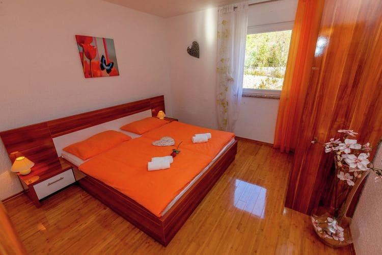 Vakantiehuizen Kroatie | Kvarner | Appartement te huur in Dramalj met zwembad  met wifi 4 personen