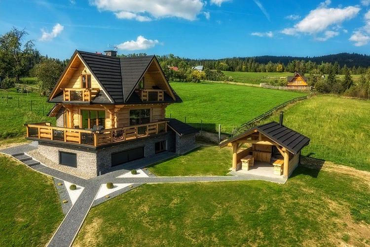Vakantiewoning Polen, lepo, Nowy Targ Villa PL-00000-29