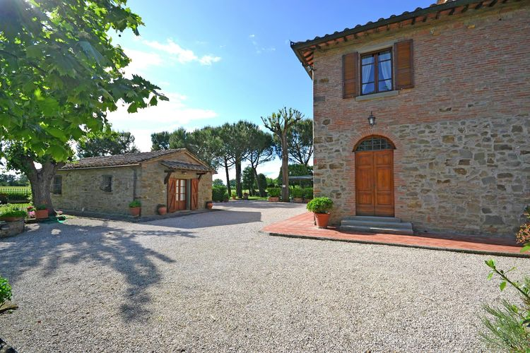 Villa Italië, Toscana, Cortona Villa IT-52044-211