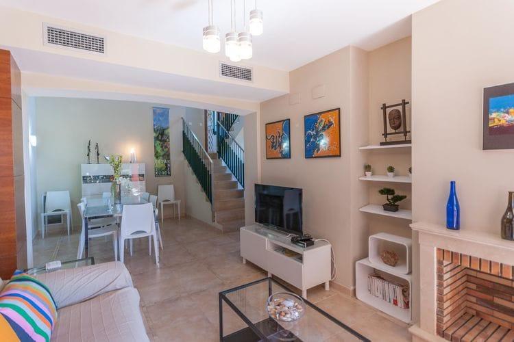 Villa Spanje, Costa Dorada, Miami Playa Villa ES-00007-66