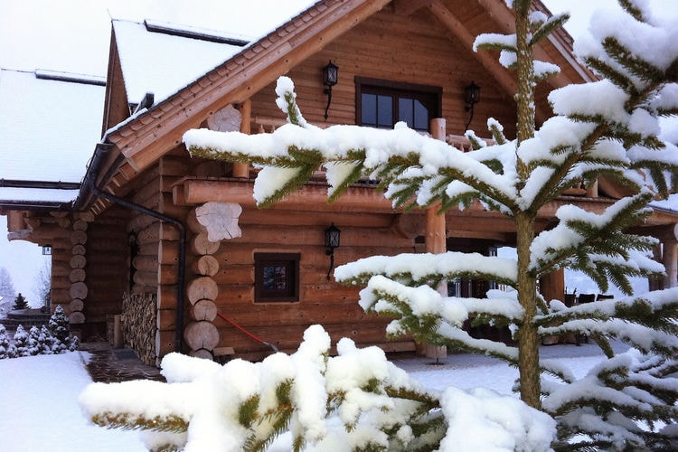 Chalet Wooden Residence