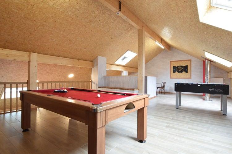 vakantiehuis België, Luxemburg, Noville vakantiehuis BE-0005-15