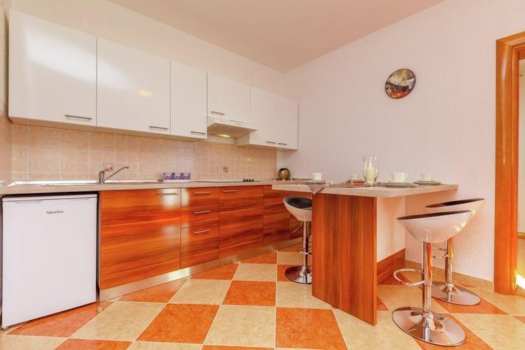 Appartement Kroatië, Kvarner, Dramalj Appartement HR-00003-17