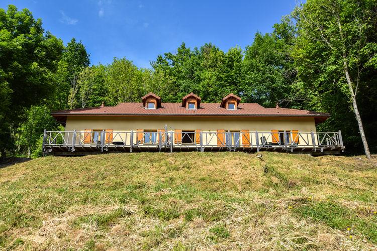 Vakantiehuis  met wifi  Ferrières-Sur-Sichon  Gezellig vakantiehuis in Ferrières-sur-Sichon met terras
