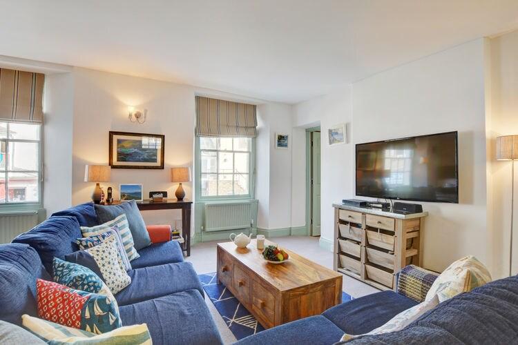 Appartement  met wifi  Fowey, Cornwall  Bowsprits