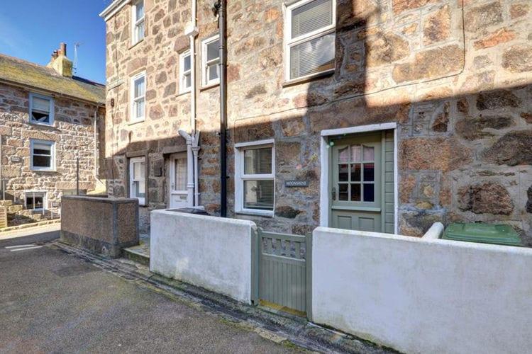 vakantiehuis Groot-Brittannië, Cornwall, Saint Ives vakantiehuis GB-00001-26