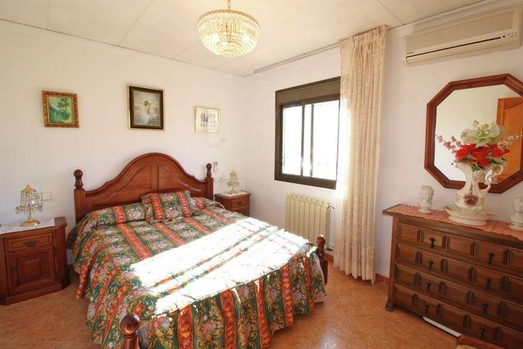 vakantiehuis Spanje, Costa Blanca, Calpe vakantiehuis ES-00007-80