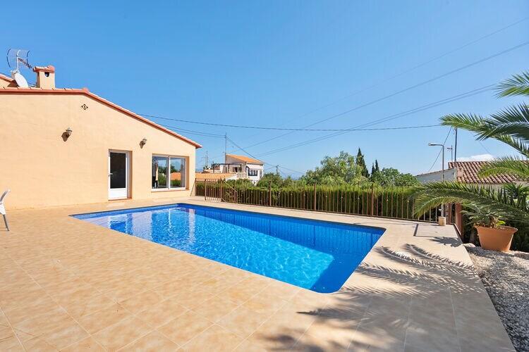 vakantiehuis Spanje, Costa Blanca, Calpe vakantiehuis ES-00007-82