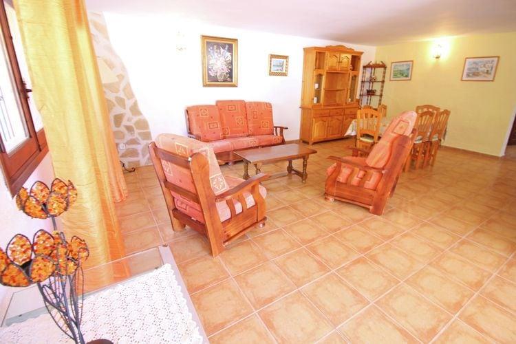 Villa Spanje, Costa Blanca, Calpe Villa ES-00007-84