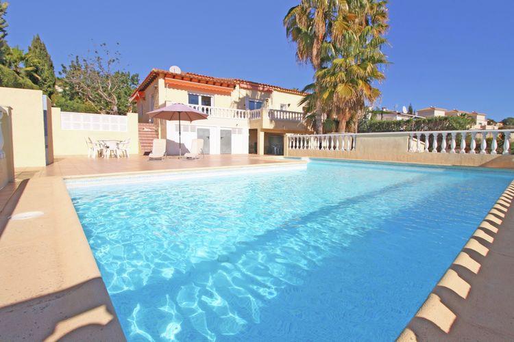 Spanje | Costa-Blanca | Villa te huur in Calpe  aan zee met wifi 8 personen