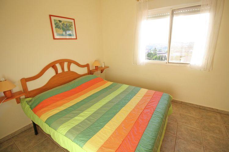 vakantiehuis Spanje, Costa Blanca, Calpe vakantiehuis ES-00007-87