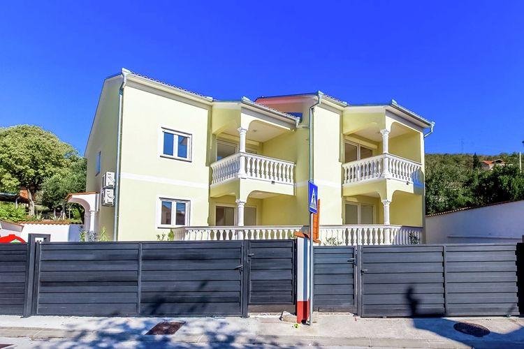 vakantiehuis Kroatië, Kvarner, Dramalj vakantiehuis HR-00003-22