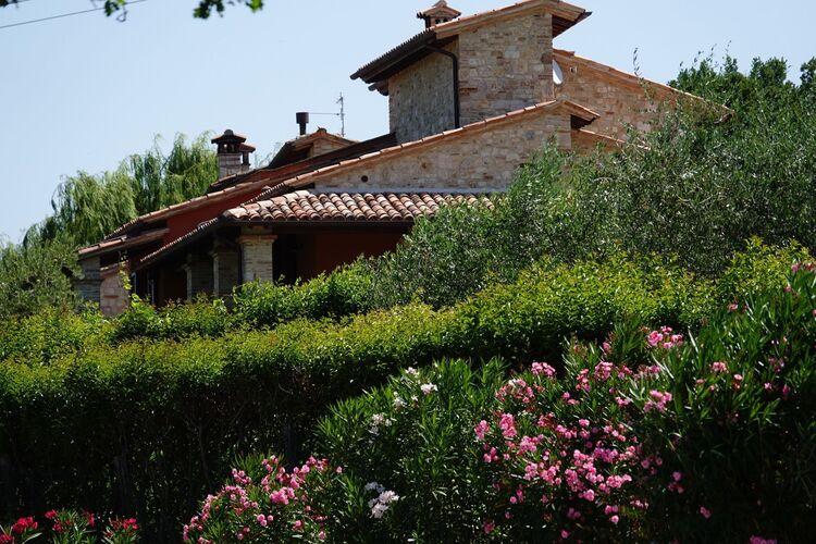 Vakantiehuizen Italie | Umbrie | Villa te huur in Vasciano met zwembad  met wifi 6 personen