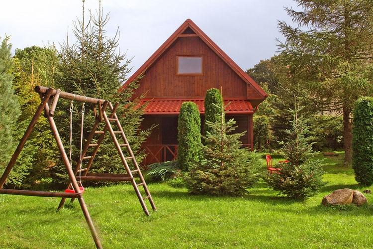 Vakantiehuizen Polen | Pom | Vakantiehuis te huur in Kopalino   met wifi 4 personen