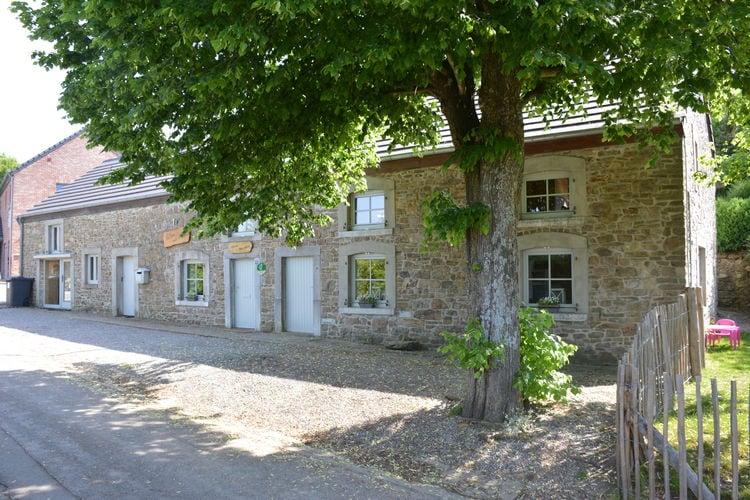 Boerderijen Belgie | Luxemburg | Boerderij te huur in Weris   met wifi 11 personen