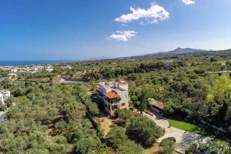 vakantiehuis Griekenland, kreta, Prinès, Rethymno vakantiehuis GR-74100-70