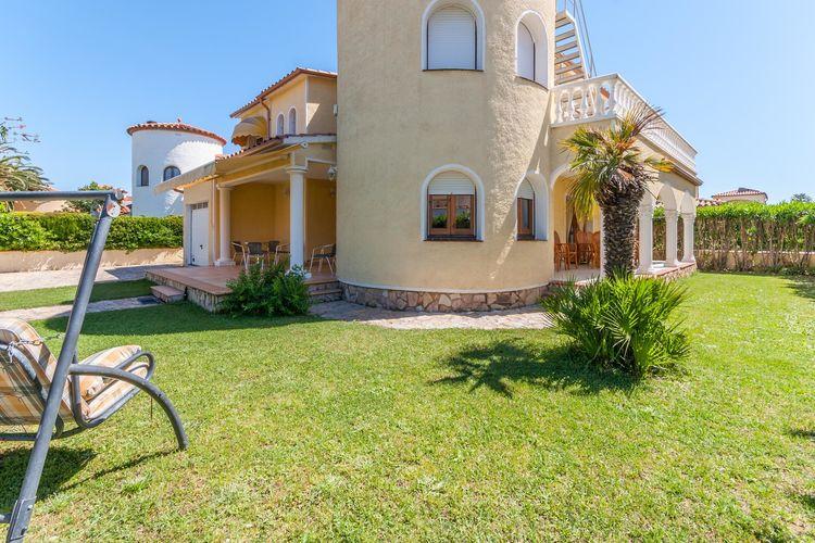 Vakantiehuizen Spanje | Costa-Brava | Vakantiehuis te huur in Sant-Pere-Pescador   met wifi 6 personen