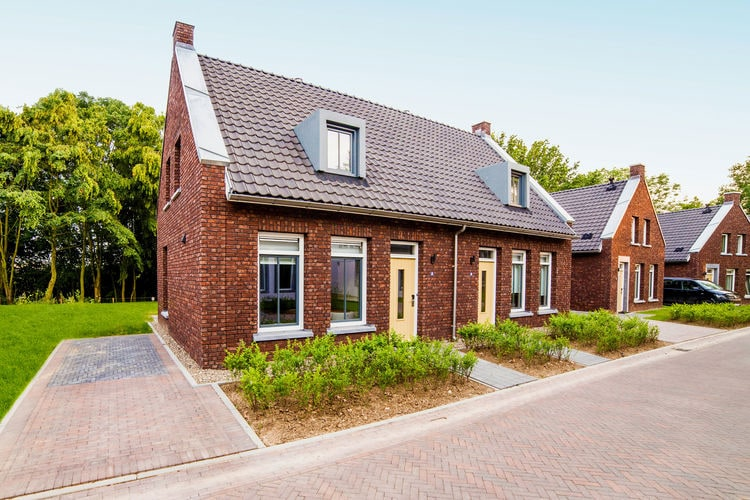 vakantiehuis Nederland, Limburg, Maastricht vakantiehuis NL-6216-06