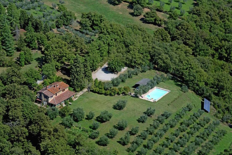 Villa Sara - Accommodation - Lucignano