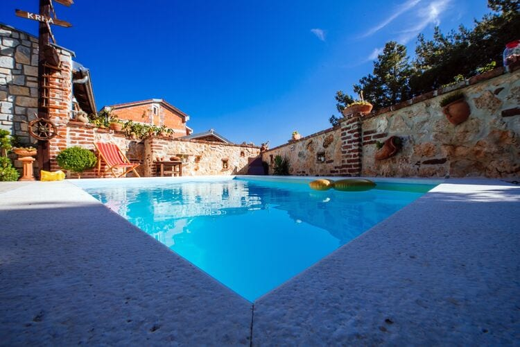 vakantiehuis Kroatië, Dalmatie, Maslenica Jasenice vakantiehuis HR-00003-32