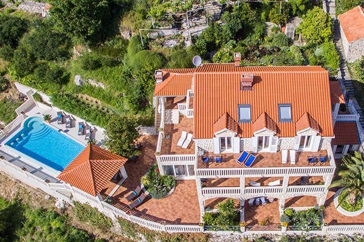Villa Kroatië, Dalmatie, Dubrovnik Villa HR-00003-34