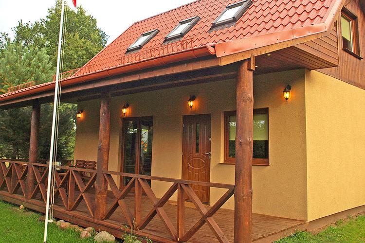 Vakantiehuizen Polen | Pom | Vakantiehuis te huur in Kopalino   met wifi 8 personen