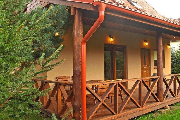 vakantiehuis Polen, pom, Kopalino vakantiehuis PL-84210-02
